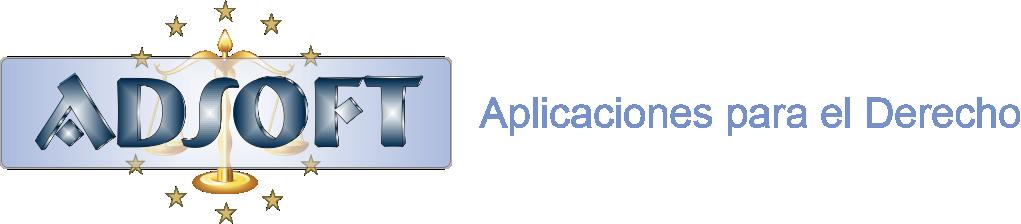 ADSOFT Aplicaciones para el Derecho